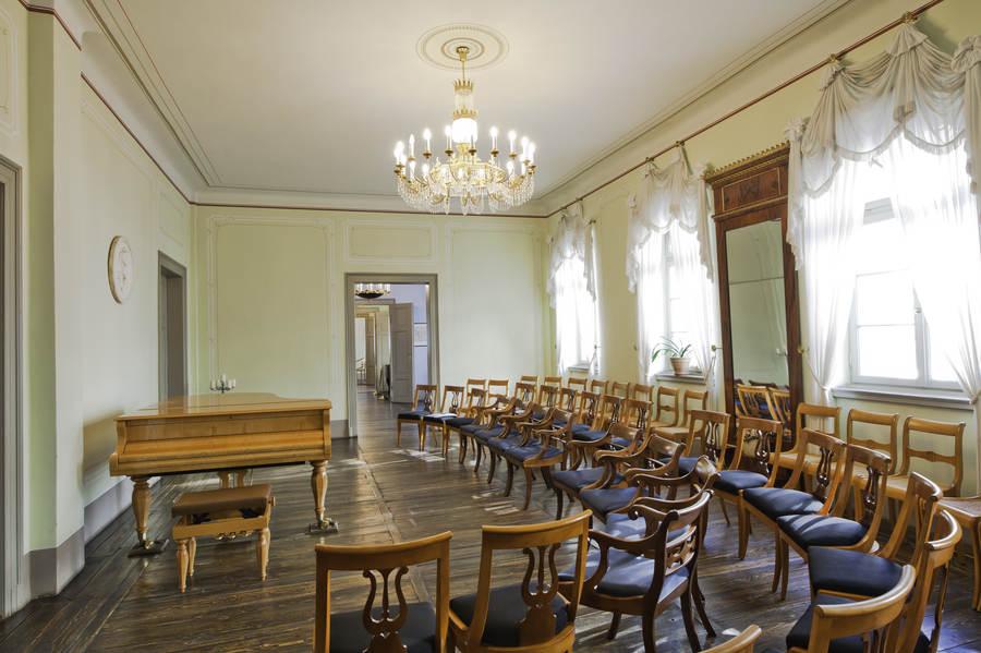 Kulturelle Gedächtnisorte Mendelssohn Haus Leipzig