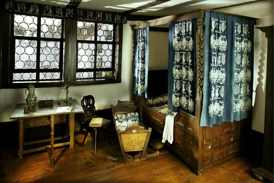 kulturelle ged chtnisorte bachhaus eisenach. Black Bedroom Furniture Sets. Home Design Ideas